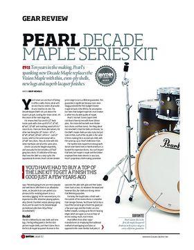 Pearl Decade Maple Series Kit