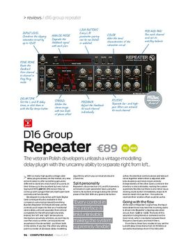 D16 Group Repeater