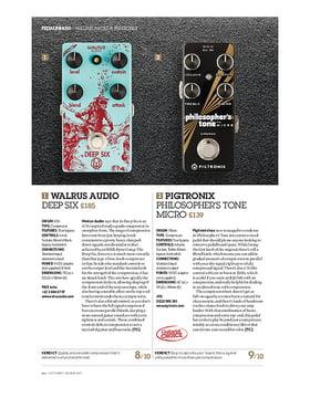 Pigtronix Philosopher's Tone Micro