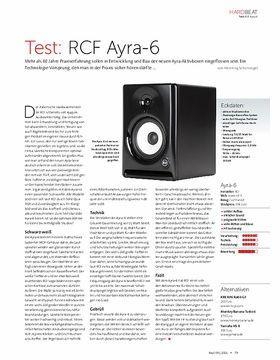 RCF Ayara-6