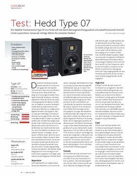 Hedd Type 07