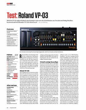 Roland VP-03