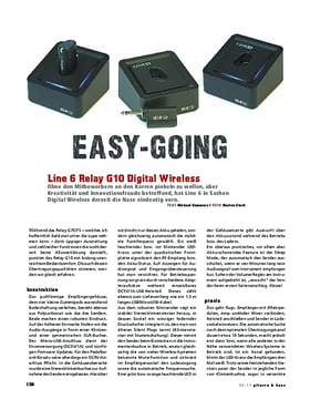 Line 6 Relay G10 Digital Wireless