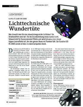 EUROLITE LED FE-2000
