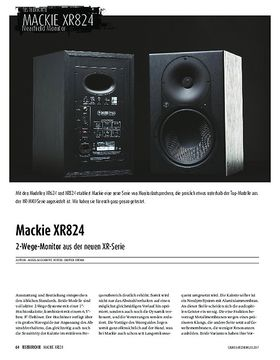 Mackie XR824