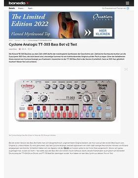 Cyclone Analogic TT-303 Bass Bot v2