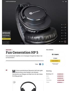 Fun Generation HP 5