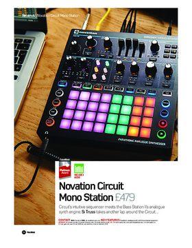 Novation Circuit Mono Station