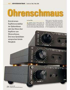 Ohrenschmaus:  Violectric V90, V100, V200