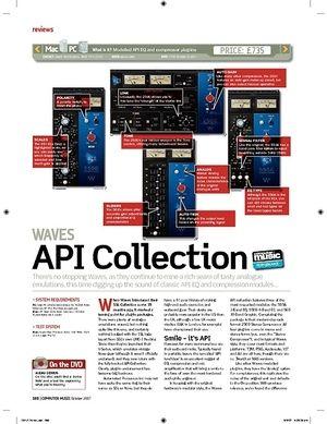 Computer Music Waves Api Collection