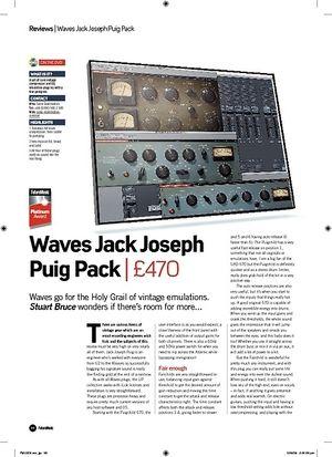Future Music Waves Jack Joseph Puig Pack