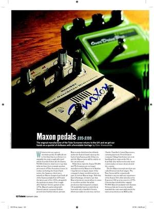 Guitarist OD808