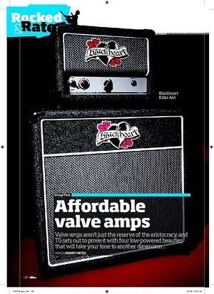 Total Guitar VOX AC4TV