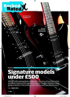 Total Guitar Squier J5 Telecaster