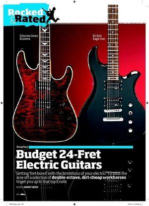 Total Guitar Kramer Striker 211 Custom