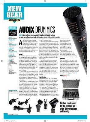Rhythm DP7 Drum Mic Kit