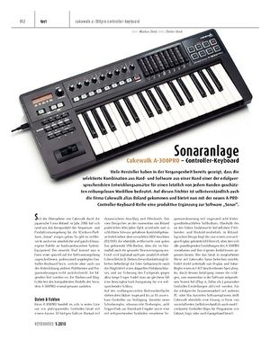 Roland a 300 pro midi keyboard controller for 3 cakewalk terrace
