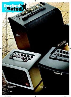 Total Guitar Roland AC-33