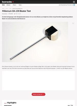 Bonedo.de Millenium DA-130
