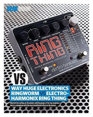 Total Guitar ELECTRO-HARMONIX RING THING