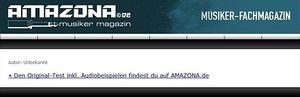 Amazona.de News: Focusrite Saffire Mix Control 3.0