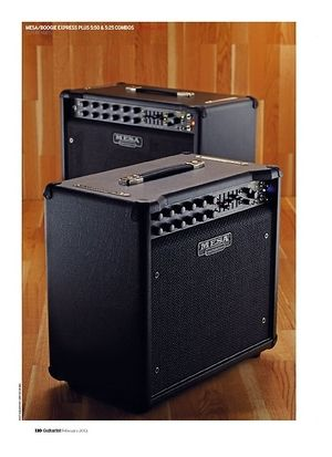 Guitarist Mesa/Boogie Express Plus 5:50