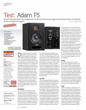 HardBeat Adam F5