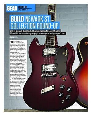 Total Guitar Guild S-100 Polara