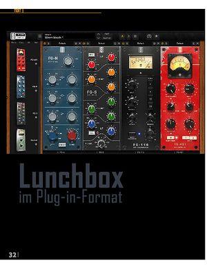 Professional Audio Slate Virtual Mix Rack