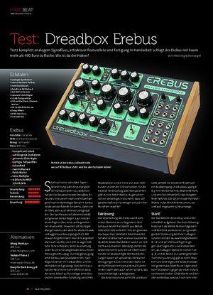 Beat Dreadbox Erebus