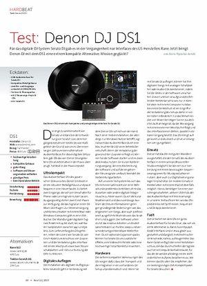 Beat Denon DS1