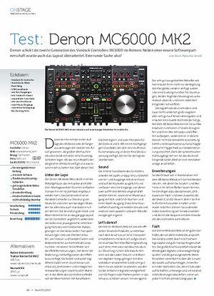 Beat Denon MC6000 MK2