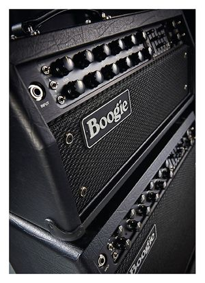 Guitarist Mesa Engineering Mark Five: 35 Head & 1X12 Combo