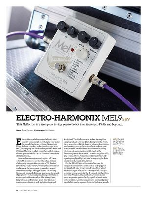 Guitarist Electro-Harmonix MEL9