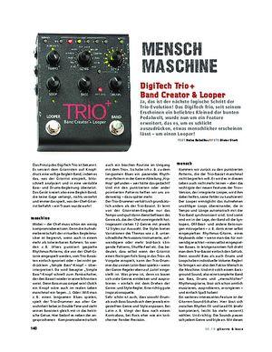 Gitarre & Bass DigiTech Trio+ Band Creator &  Looper