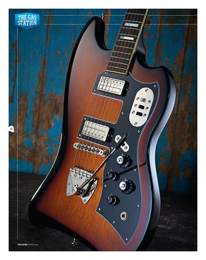 Total Guitar Guild S-200 T-Bird