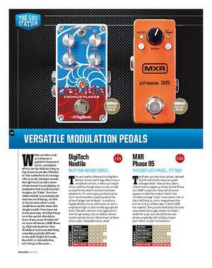 Total Guitar MXR Phase 95