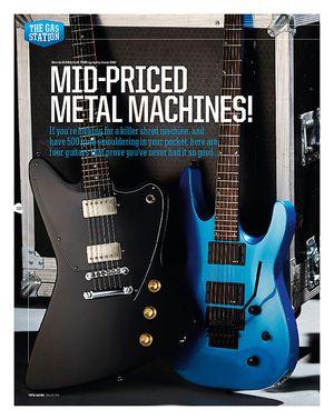 Total Guitar Jackson X Series Soloist
