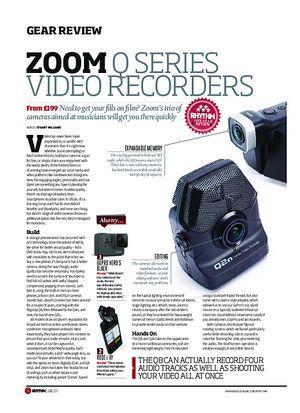 Rhythm Zoom Q Series Video Recorders