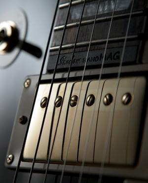 Pickups für E-Gitarren