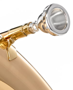 Boquillas para instrumentos de viento metal