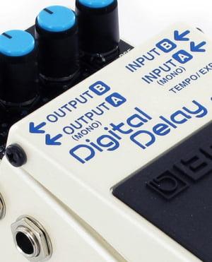 Guia Online para pedales de efectos de Delay