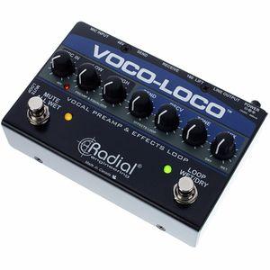 Vocoloco Radial Engineering