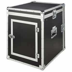 Case 10U L-Rack Flyht Pro