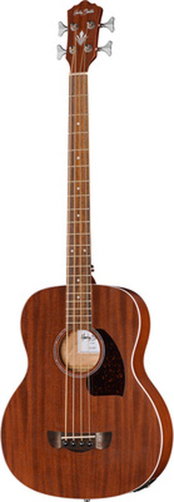 B-25M Acoustic Bass Harley Benton
