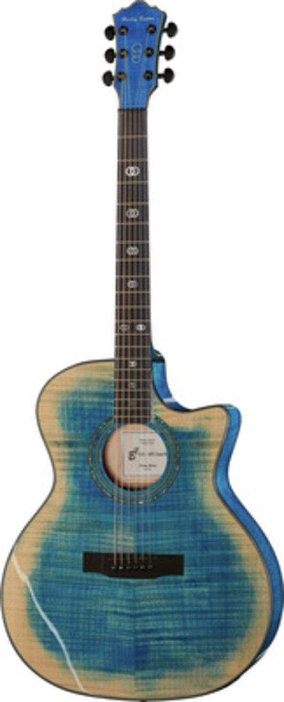 EAX-500TL Faded Blue Harley Benton