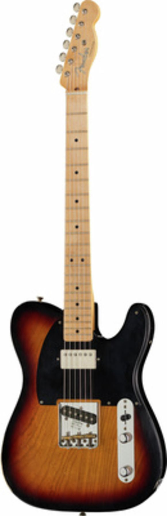 Road Worn Telecaster SE 3T Fender