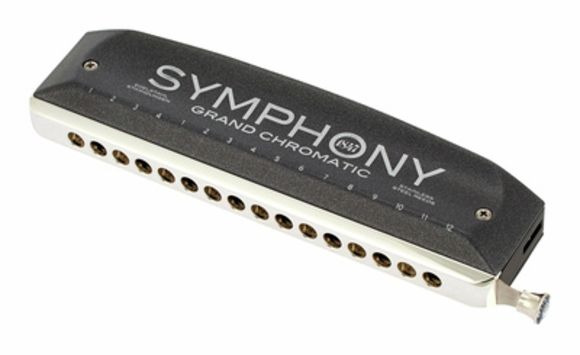 Symphony Grand Chromatic Alu C C.A. Seydel Söhne
