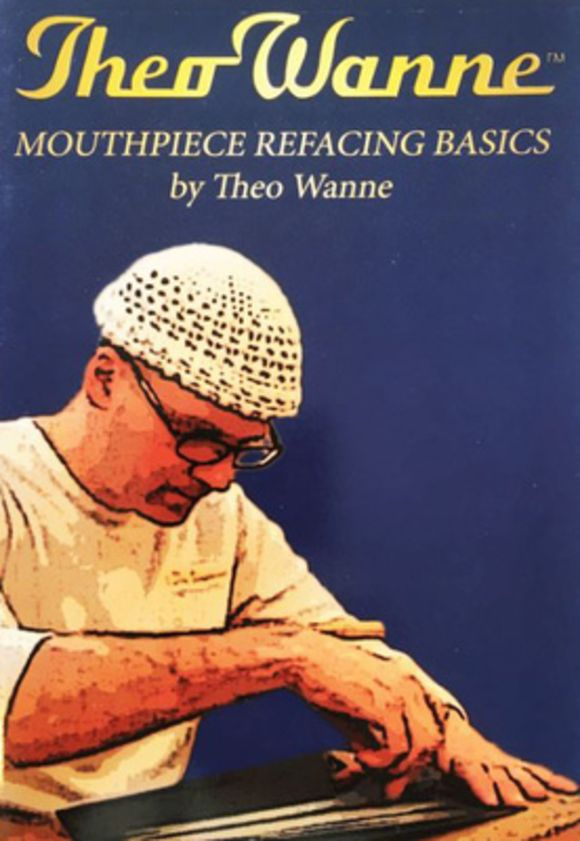 Mouthpiece Refacing Book Theo Wanne