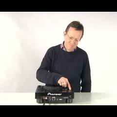 Pioneer CDJ-900NXS: Professioneller Single DJ CD-Player